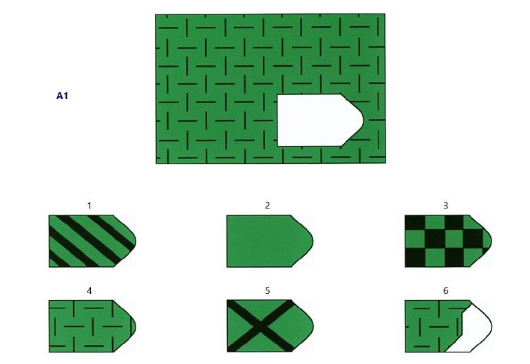 матрицы Равена