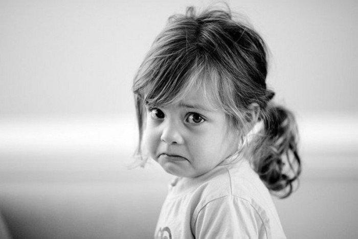 обиженный ребенок Обиженный человек